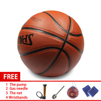 Sport Outdoor original Splding basketball ball NEW Brand HighQuality Genuine PU Material Size7 Basketball