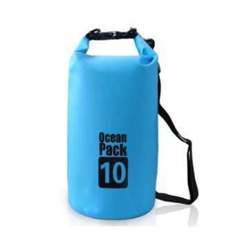ราคา sportgood กระเป๋ากันน้ำ ถุงกันน้ำ ขนาด 10 ลิตร