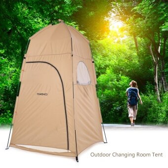 Sports Outdoors Tents Tomshoo Portable Outdoor Shower Bath Changing Fitting Room Tent Shelter Camping Beach Privacy Toilet - intl - 3