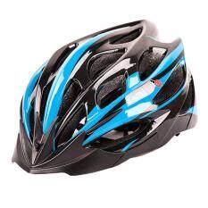 STUDIO Helmet Cycling หมวกจักรยาน (สีน้ำเงิน/ดำ)