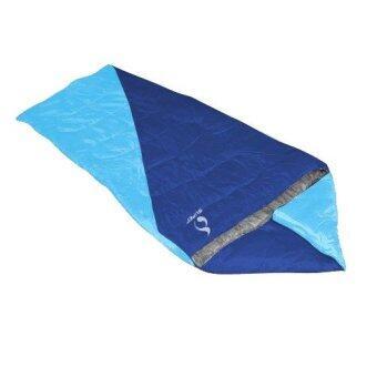 2561 SUPER SPORT ถุงนอน Sleep Bag 3-1 Poly 190T 75x230cm FRS-205 BL