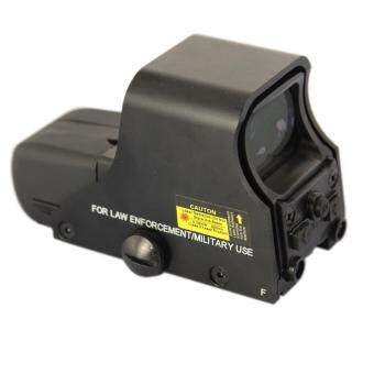 Tactical 551 Aluminum Red Dot Sight Laser