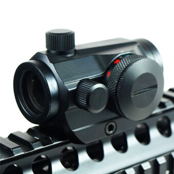 Tactical Holographic Red Green Dot Sight Scope Accurate ShootingProject Picatinny Rail Mount 20mm