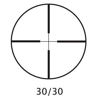 Tasco กล้องติดปืน Tasco Black Sniper Scope 4 x 20 Airsoft Gun Accessory - 4