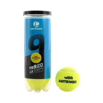 ซื้อ/ขาย ลูกเทนนิส TB920 แพ็ค 3 ลูก (สีเหลือง)