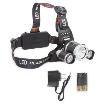 Thaivasion ไฟฉายLEDแบบคาดหัว headlamp 6000 Lumen