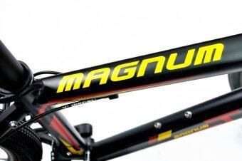 ฟรีของแถม! จักรยาน TIGER จักรยานเสือภูเขา Mountain Bike รุ่น Magnumล้อ 27.5 เกียร์ 27 Speeds (สีขาว) (image 3)