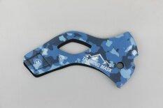 Training Mask 2.0 [Black Original] Elevation Training Mask, Fitness Mask, Workout Mask, Running Mask, Breathing Mask, Resistance Mask, Elevation Mask, Cardio Mask, Endurance Mask For Fitness - intl