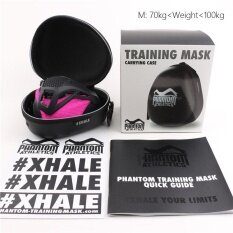 Training Mask [Original Black], Elevation Training Mask, Fitness Mask, Workout Mask, Running Mask, Breathing Mask, Resistance Mask, Elevation Mask, Cardio Mask, Endurance Mask For Fitness - intl