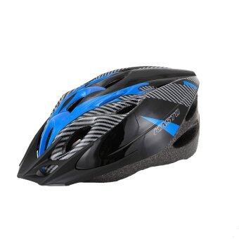ประเทศไทย Twilight หมวกกันน็อคจักรยาน (สีน้ำเงิน)
