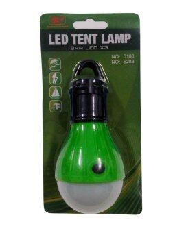 ราคา Twosister หลอดไฟ LED สำหรับแขวน แบบใส่ถ่าน