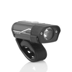 USB Rechargeable Bicycle Headlight Waterproof 5 Mode Bike Front Lamp Warning Light - intl