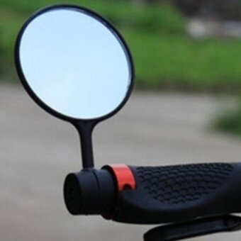 Vanker-Universal Bicycle Bikes Parts Handlebar Cycling GlassRearview Mirror - intl