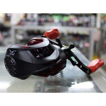 Viva Speed SPL50 Black รอกหยดน้ำ หมุนซ้าย สีดำ