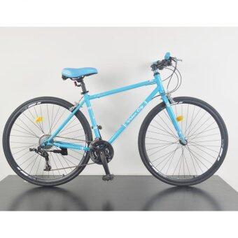 ซื้อ/ขาย WCI จักรยานไฮบริดจ์ ขนาด 700C รุ่น URBAN CITY (สีฟ้า)