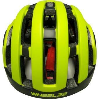 หมวกจักรยาน Wheel23 รุ่น WT-017 / Size S-M / 54 - 57 cm.ผลิตตามมาตรฐาน CE แข็งแรง ปลอดภัย