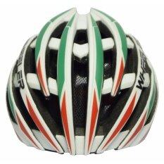 หมวกจักรยาน Wheeler WT - 050 ผ่านการทดสอบมาตรฐาน CE ของยุโรป