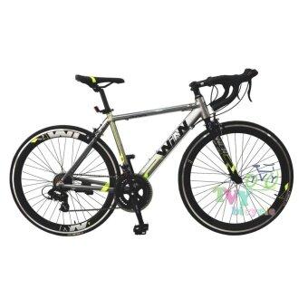 ราคา WINN จักรยานเสือหมอบ รุ่น Racer Pro Size 52 (สีบรอนซ์)