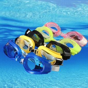 2561 WVEแว่นตาว่ายน้ำ รุ่น Swimming Goggles (Green) แถมฟรี ซิลิโคนกันน้ำเข้าหู และ ที่หนีบจมูกกันน้ำเข้า