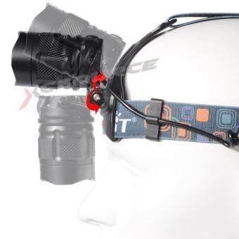XCSource โคมไฟคาดศีรษะ 4000LM CREE XM-L L2 LED (image 2)