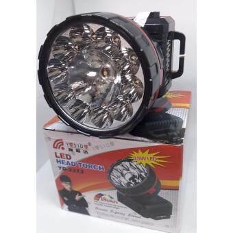 2561 YASID YD-3313 ไฟฉายคาดหัว ไฟส่องกบ ไฟส่องปาดกรีดยาง LED