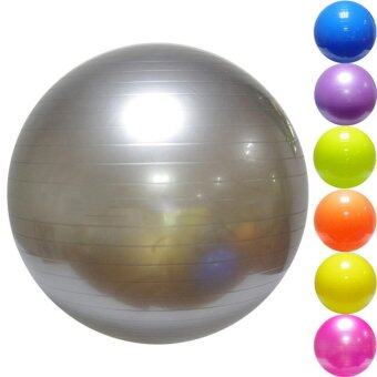 Harga Yika Yoga ball thickening explosion-proof Yika Yoga ball 65cm fitness ball 800 grams - intl