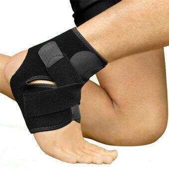 Yingwei Adjustable Sports Protective Sprained Ankle CompressionSupport Wrap Brace