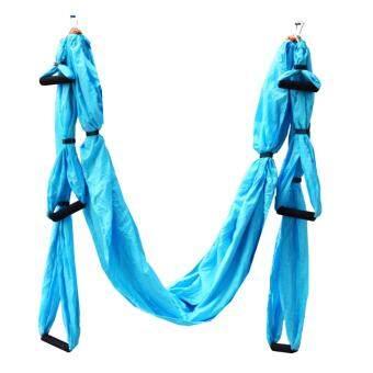 ประเทศไทย Yoga Hammock ผ้าโยคะ เปลโยคะ