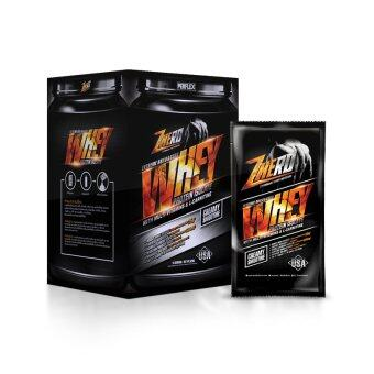 Zhero Whey Protein Isolate with L-Carnitine & Multi-Vitamins รสCreamy Smoothie