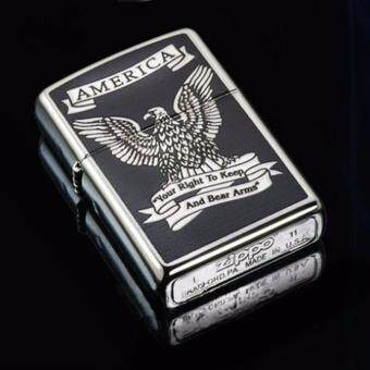 ประเทศไทย Zippo 28290 America Right to Bear Arms USA