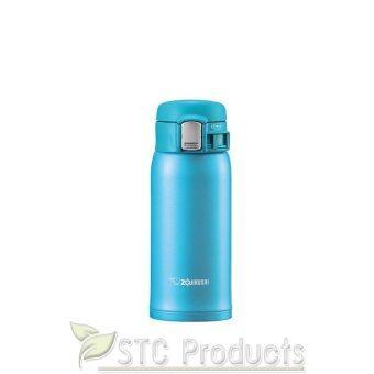 ซื้อ/ขาย Zojirushi กระติกน้ำสูญญากาศเก็บความร้อน/เย็น 0.36 ลิตร รุ่น SM-SC36 AV (สีฟ้า)