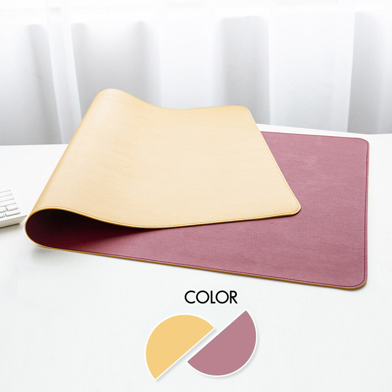 แผ่นรองเมาส์ ลาย แผ่นรองเมาส์ pu แผ่นรองเมาส์ใหญ่ แผ่นรองเมาส์ขนาดใหญ่ Mouse pad Mousepad Leather แผ่นรองเมาส์ แผ่นรอง / D-PHONE