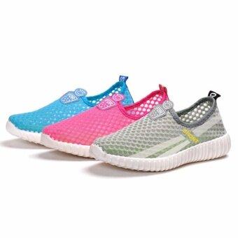 รองเท้าผ้าใบแฟชั่นกีฬาสำหรับผู้หญิงรุ่น1203