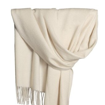 190*65cm Scarves and Wraps Cashmere Wool Wedding Party Wrap Shawlfor Women Pashmina Soft Scarf - intl