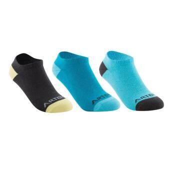 2561 ถุงเท้าสั้น แพ็ค 3 คู่ (สีน้ำเงินหลายเฉด)