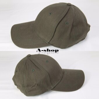 A-shop หมวกแก๊ป ผ้าสีพื้น หมวกแฟชั่น Hat070-22