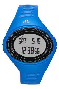 Adidas นาฬิกาข้อมือผู้ชาย สีน้ำเงิน สายเรซิ่น