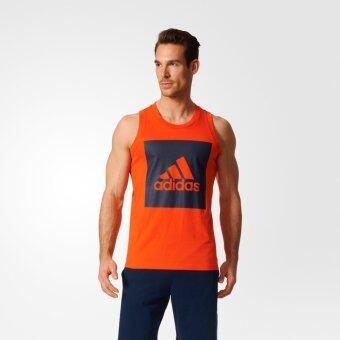 ซื้อ/ขาย Adidas เสื้อกล้าม อดิดาส Essentials Tank BK6777 OR (690)