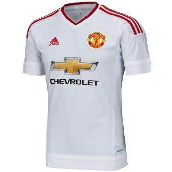 Adidas เสื้อฟุตบอล Manchester United Away Jersey 15/16 AI6363 (White)