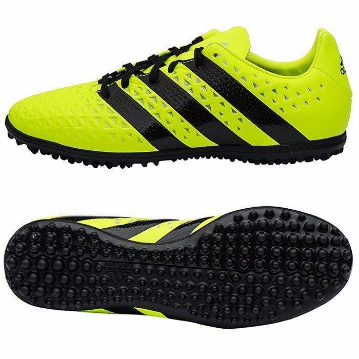 ADIDAS รองเท้า ฟุตบอล ร้อยปุ่ม อาดิดาส Football Shoe ACE 16.3 Turf S31960 (2990)