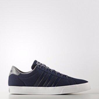 Adidas รองเท้า แฟชั่น อดิดาส Men Casual Shoe Daily B74310 (2190)