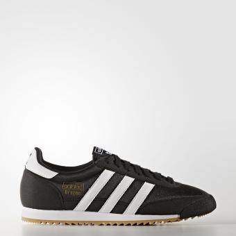 Harga ADIDAS MEN DRAGON OG ORIGINAL SHOE CORE BLACK BB1266 UK6.5-10.5 02'- intl