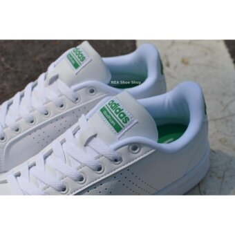 adidas cloudfoam advantage green