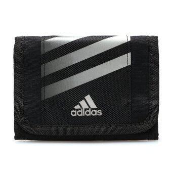 ADIDAS กระเป๋าสตางค์ รุ่น STRIPES WALLET – V87038-NS (BLACK)