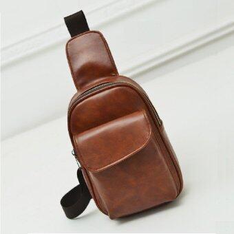 ประกาศขาย Afterthat กระเป๋าสะพาย คาดอก รุ่น AA31BR -Brown