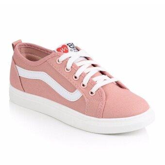 Air Move รองเท้าผู้หญิงสไตล์แบรนด์หรู รุ่น TS1709 (Pink)