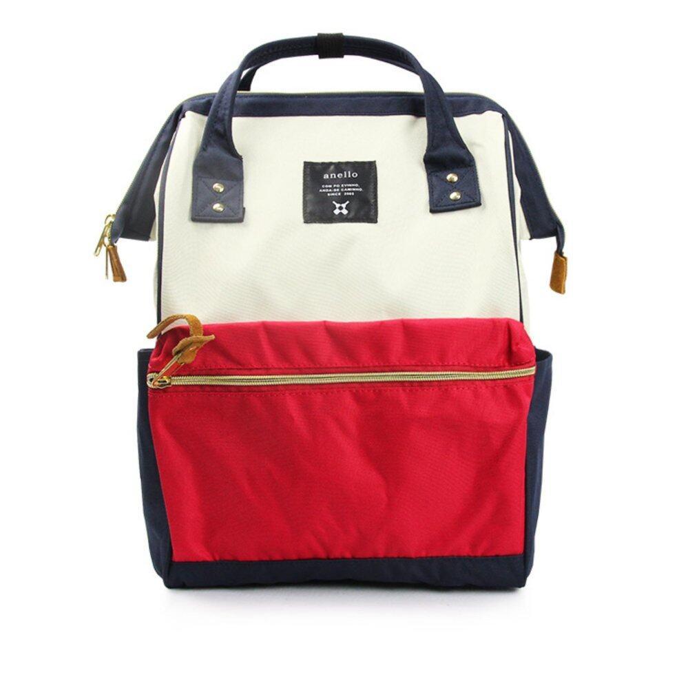ยี่ห้อไหนดี  ชุมพร Anello Lotte กระเป๋าเป้นำเข้าตรงจากญี่ปุ่น ของแท้100% ขนาดเล็ก mini(สีขาว / สีแดง / สีฟ้า)