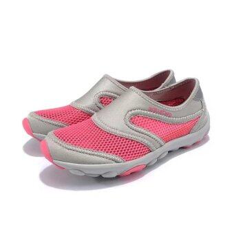 2561 Aquatwo รองเท้าหุ้มข้อ ใส่ดำน้ำ เล่นน้ำตก รุ่น S503 (สีชมพู)
