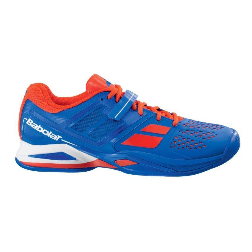 Babolat รองเท้าเทนนิส PROPULSE ALL COURT M BLUE/RED (สีฟ้า