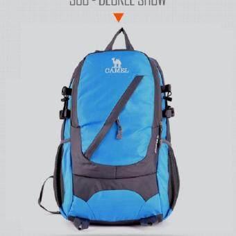 Bag DD กระเป๋าเป้สะพายหลัง แนวสปอร์ต แนวผจญภัย รุ่น02 (สีน้ำเงิน) - 3